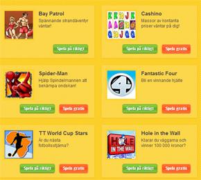Spiderman Slot - Spela det gratis på VegasSlotsOnline
